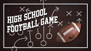 Oak Hill VS Midland Trail - Football Game
